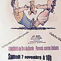 Villeneuve : animation du club d'aîki budo avec michel rouvière