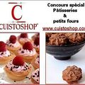 Muffins fruits rouge chocolat blanc et concours!!