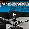 Au rythme et au blues - johnny hallyday