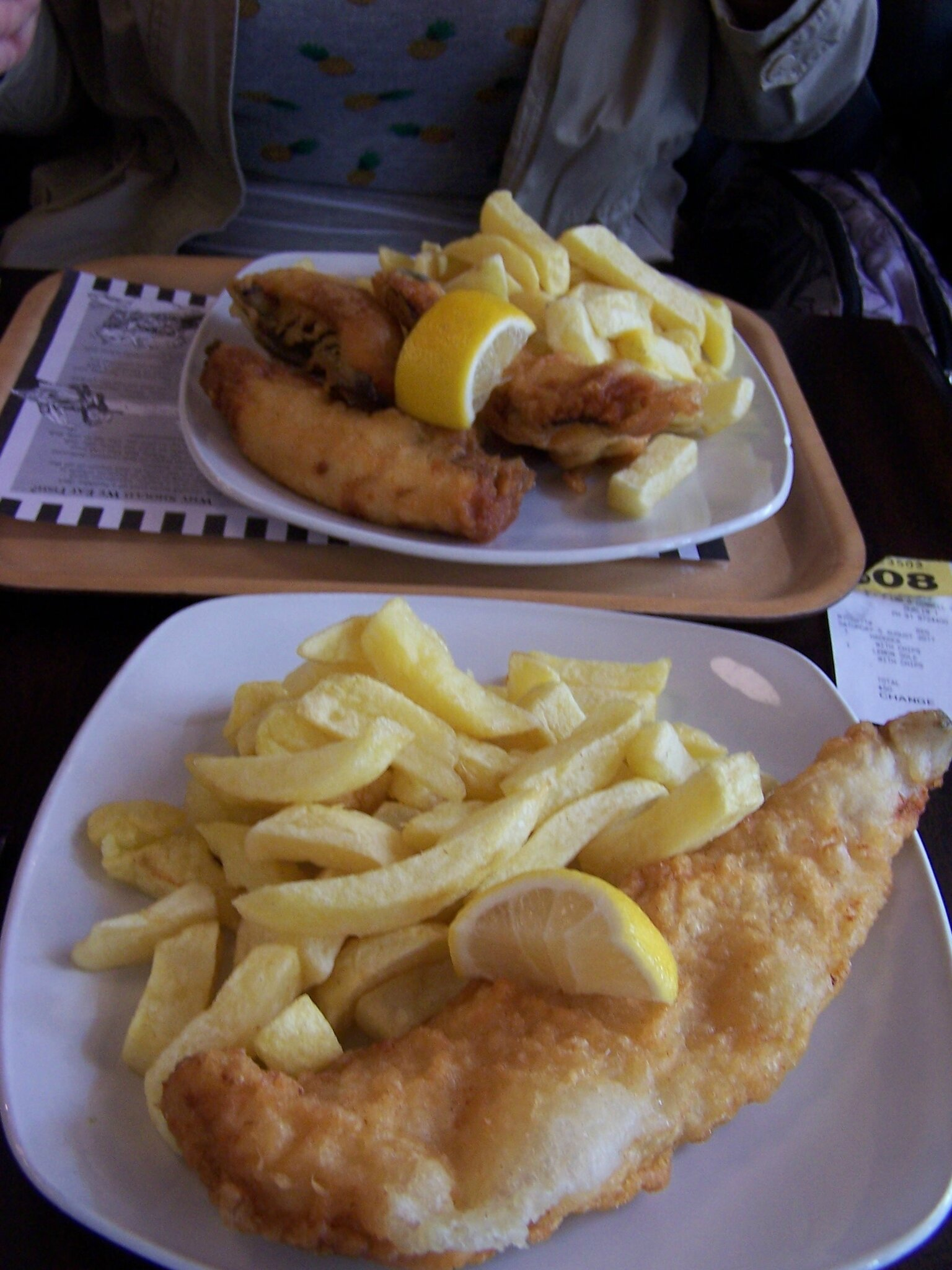 082- fish&chips