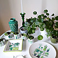 Collection green attitude- création exclusive ©Marimerveille