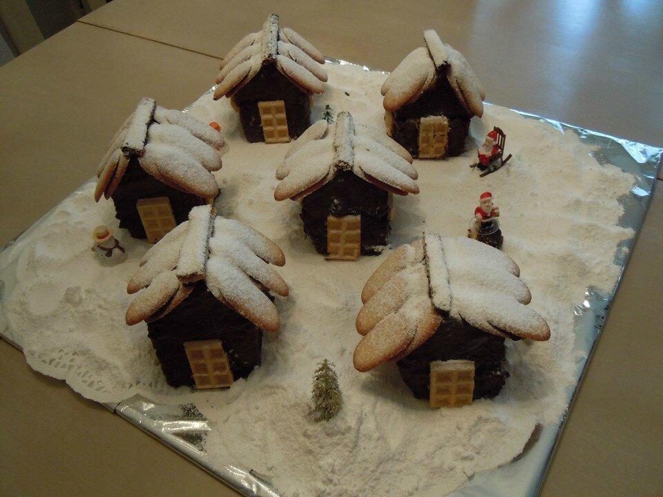 2015-12-24, village de chalets de Noël