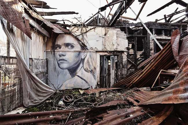 empty-tyrone-rone-wright-street-art-portraits-femme-1