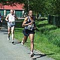 Le sprint pour Julien