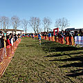 Championnats Regionaux de cross country Colomiers 24