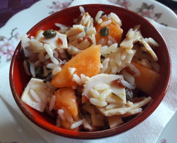 salade riz-melon (1)