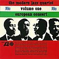 The Modern Jazz Quartet - 1960 - European Concert Volume 1 (Atlantic)