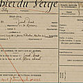 Rathier du Vergé Louis Vergé Félix_Décès 22.101901