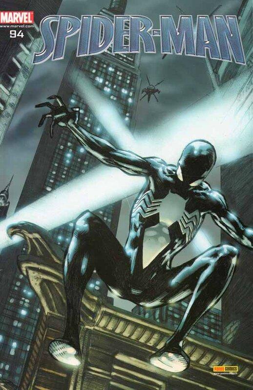 panini spiderman 094