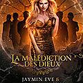 Eve,jaymin & washington,jane - la malédiction des dieux 3 séduction