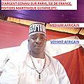 Temoignage sur l'envoutement de magie blanche du medium africain en france kantchemey: témoignage sur l'envoutement