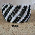 Capricho noir et blanc