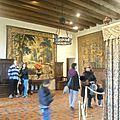 Tres gros patrimoine : le chateau d'amboise vi : l'interieur