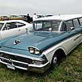 Ford country sedan station wagon - 1958