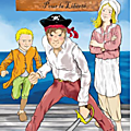 Le fils du pirate - claire gilbert - salon du livre de paris 2016...