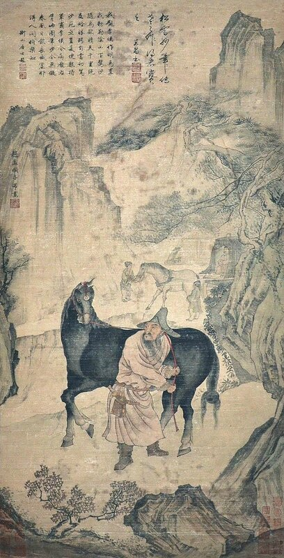 Chinese Paintings And Works Of Art Rich In Symbolism