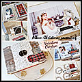 Album christmas cocooning : tutoriel en vente !