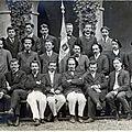 G91 - Étudiants à la Faculté de théologie protestante de Montauban