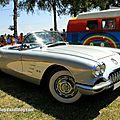 Chevrolet corvette C1 (1959-1960)(6ème Fête Autorétro étang d' Ohnenheim) 01