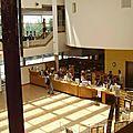 La bibliothèque de l'université paris 8 récompensée pour son accueil