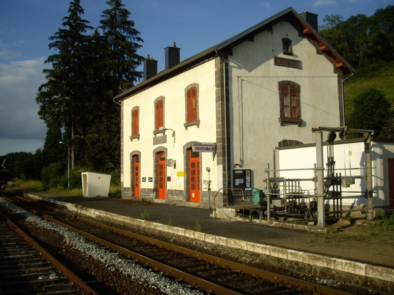 Pontgibaud (Puy de Dôme - 63)