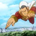 Superman/shazam !