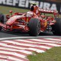 Ferrari F2007 - Raikkonen