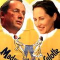 Mr et Mme Hollande (18/01)