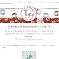 Nouveau site et sa boutique en ligne