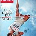 Paris match 10/09/1960
