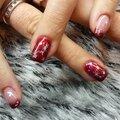 Passion'nail pose d'ongles en gel: derniere tenue de fête