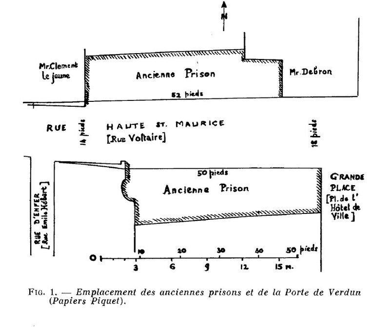 Chinon, enceinte et fortifications de la Ville-Fort Fig 1
