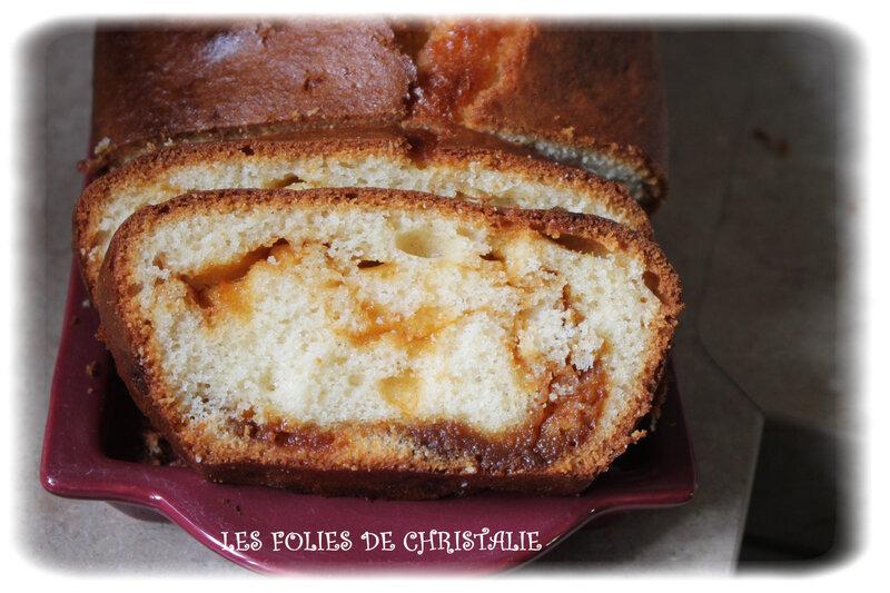 Gâteau caramel 9