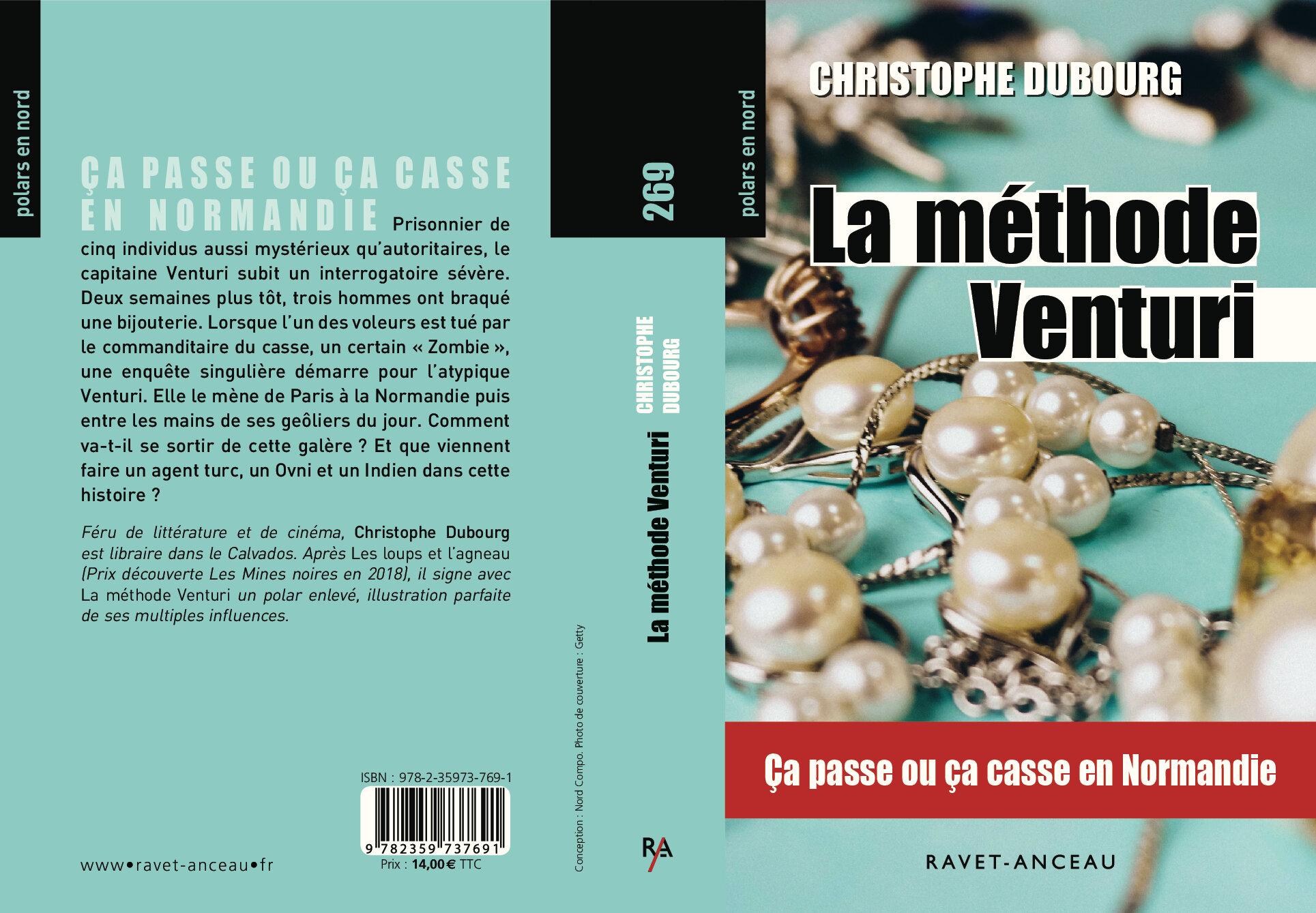 La méthode Venturi de Christophe Dubourg