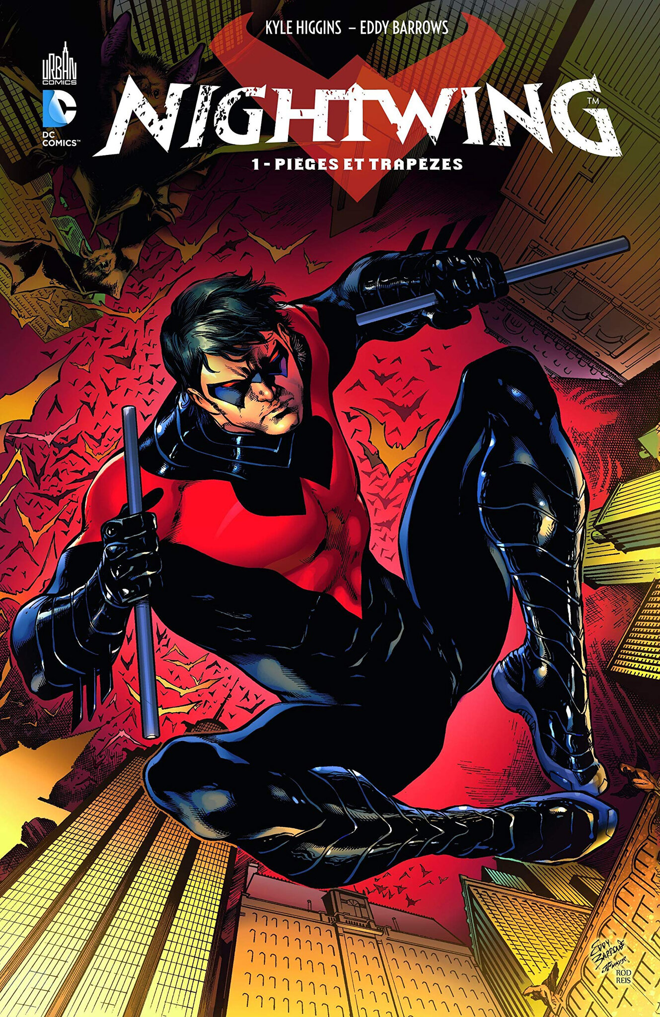 Urban DC Nightwing