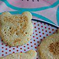 Pancakes oursons trop mignons !