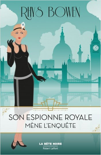 sons espionne royale 1
