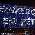 animations Noël à Dunkerque 15 décembre 2013