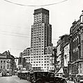 Boerentoren building, Antwerp, circa early 1930s