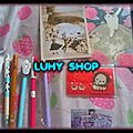 Haul chez luhy shop ( test boutique )