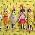 Les lucky charms dolls sont chez fifi mandirac.