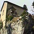 En joëlette au col de la ruchère (1407m) – chartreuse