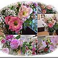 Le bouquet du week-end