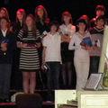Festa di natale organise par le com.it.es. de la principaute de monaco