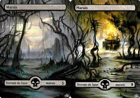 Swamps Alteration