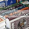 Give me five books ~ 5 livres avec des rois et des reines