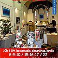Marché artistique / chapelle des 24 pas / varades