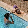 Amélie dans la piscine (5)
