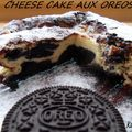 Cheese cake aux oreo