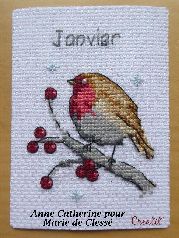 ATC Janvier pour Marie